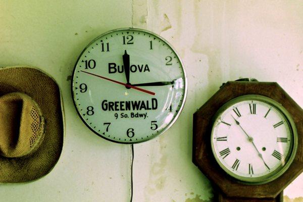 time - bennyseidelman via flickr